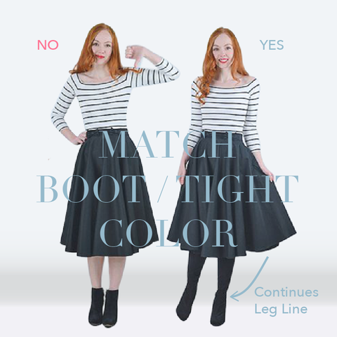 How to Look Taller: Style Tips Every Petite Women Should Know — Skirt MADEIRA - Petite women clothing