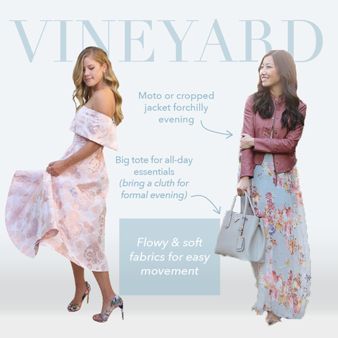 How to Look Taller: Style Tips Every Petite Women Should Know #5 — Wedding Guest Attire for Vineyard wedding, hotel, art gallery, museum, boating, waterfront, vintage inspired speak-easy and fairytale theme. MADEIRA - Petite women clothing