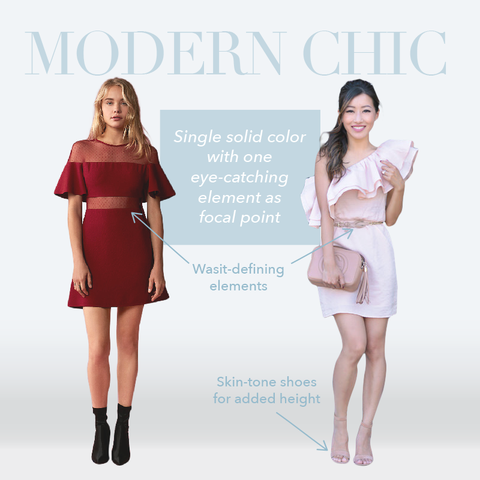 c0efef477d0 How to Look Taller  Style Tips Every Petite Women Should Know  5 — Wedding