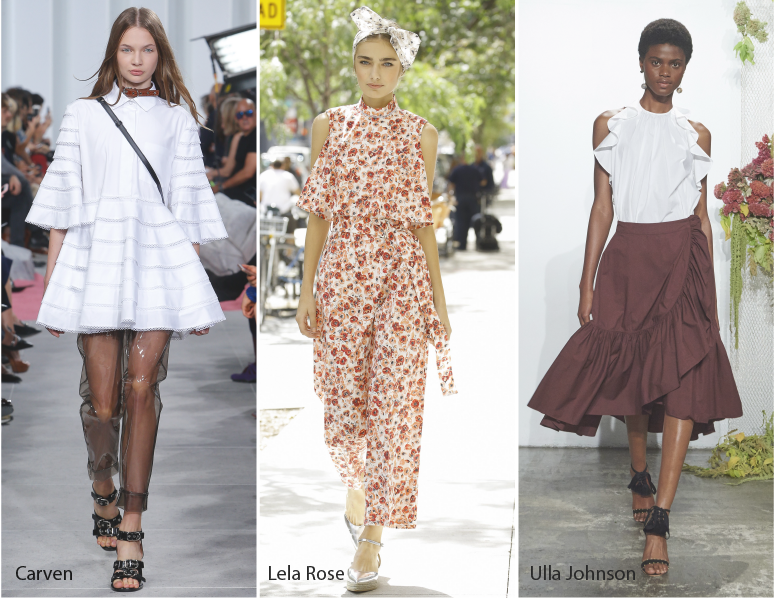 Best Spring Trend for Petites & Short Girls #1— Ruffles_MADEIRA