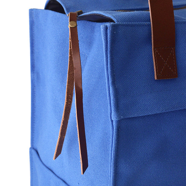 everyday tote | swedish blue