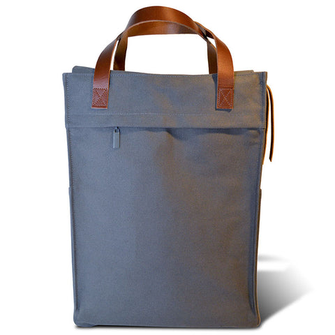 everyday tote | rooftop gray