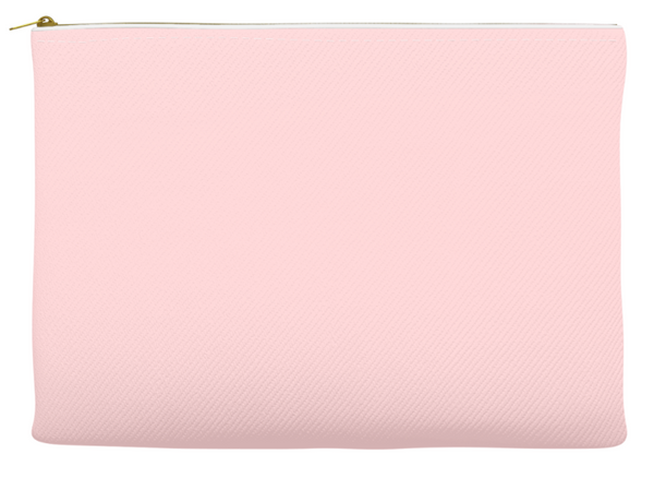 Simplify Diaper Pouch | Solid | Light Pink