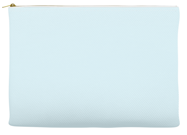 Simplify Diaper Pouch | Solid | Light Blue
