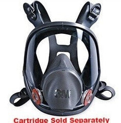 3M™ 6900 Full Face Respirator, Large - RMR Solutions, LLC