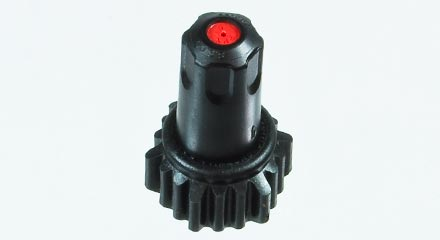 RMR-X6T Sprayer Tip / Black - use even less product