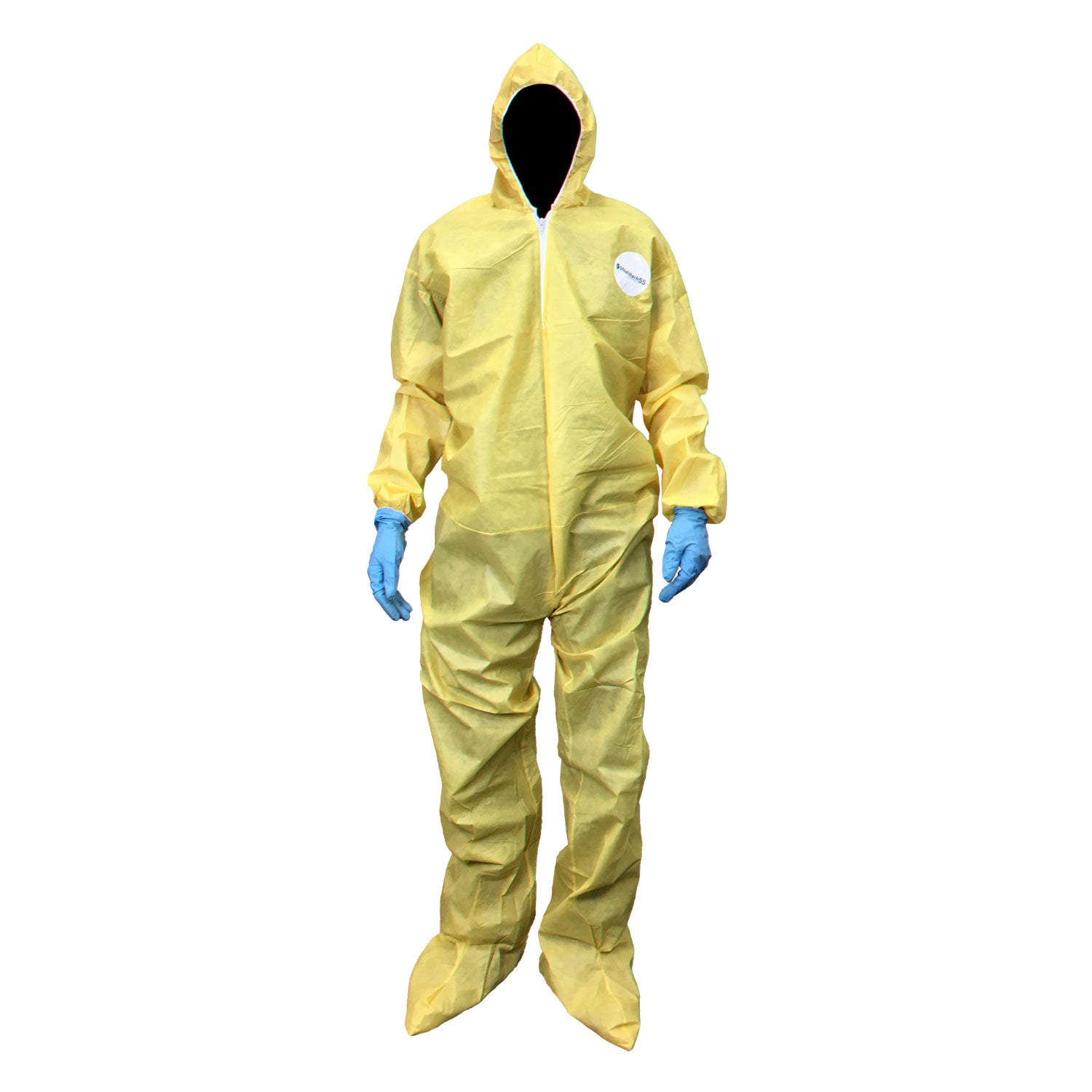 Shieldtech 55 Chemical Protection Coveralls