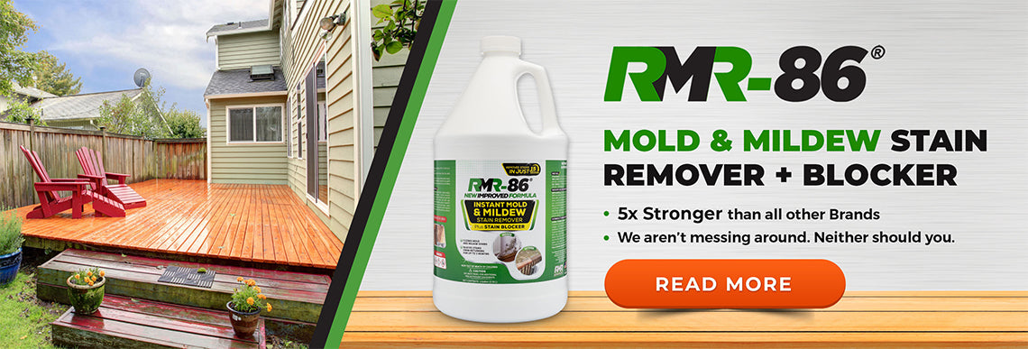 The Best Mold and Mildew Removal Products