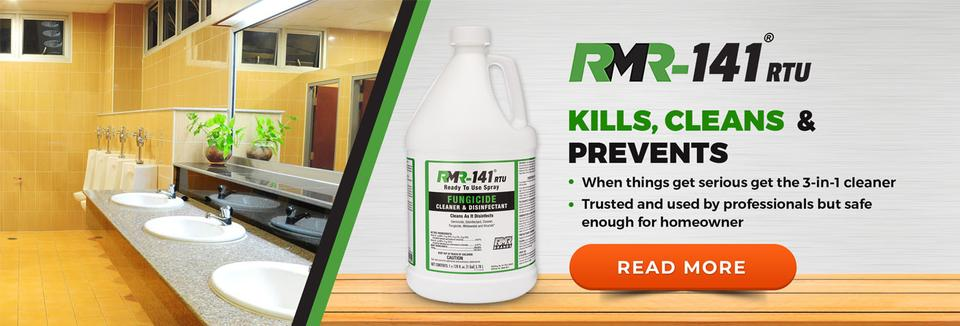 The Best Mold and Mildew Removal Products | RMR Solutions