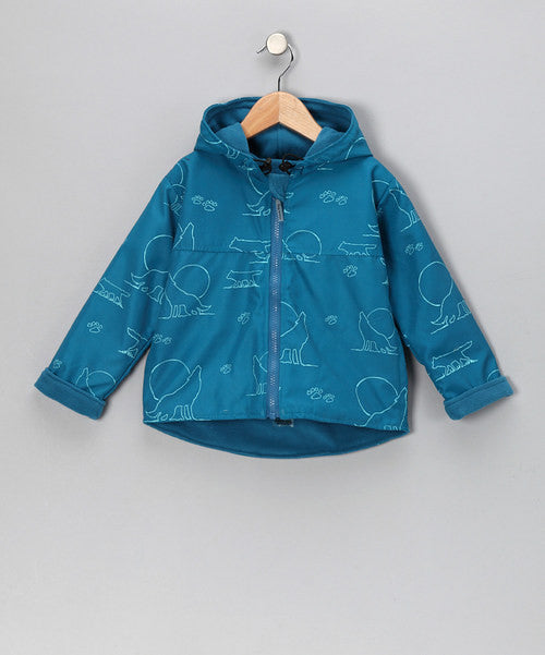 Blue Wolf 2 Layer Windproof Jacket