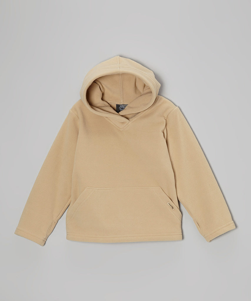 Windproof Fleece Hoodie