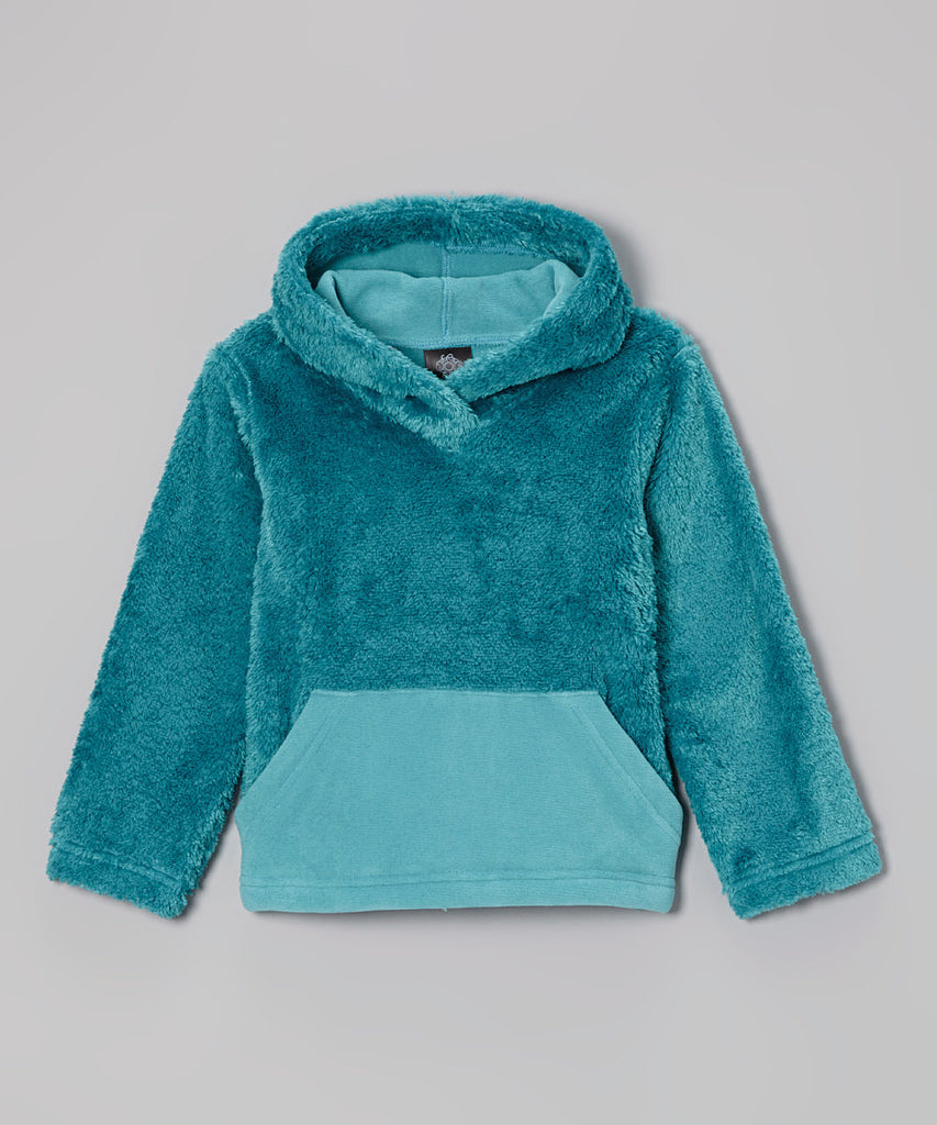 Windproof Curly Fleece Hoodie