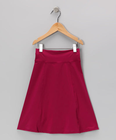 Berry Sun Skirt