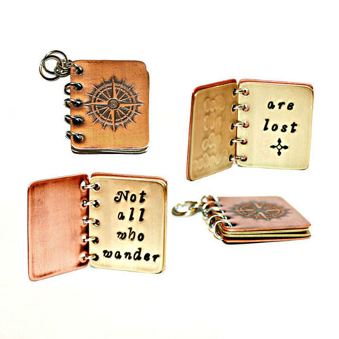 Book Pendants