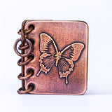 Spread Your Wings and Soar - Metal Book Pendant