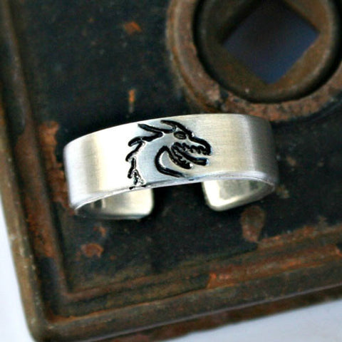 Dragon Aluminum Ring