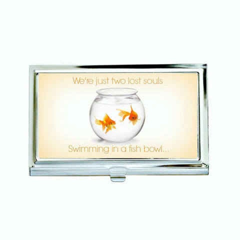 Pink Floyd - Wish You Were Here Business Card Case