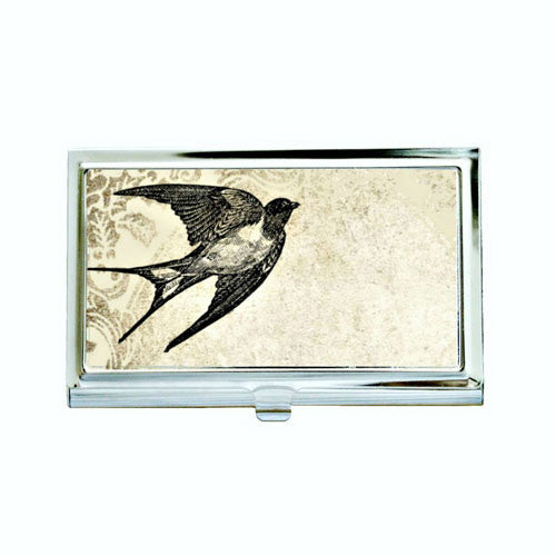 Soaring Sparrow Business Card Case