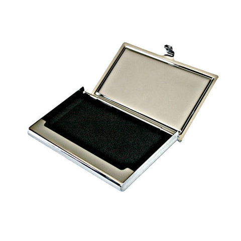 Drawing Hand and English Rider Business Card Case
