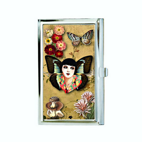 Fairy Woman Fig.3 Business Card Case