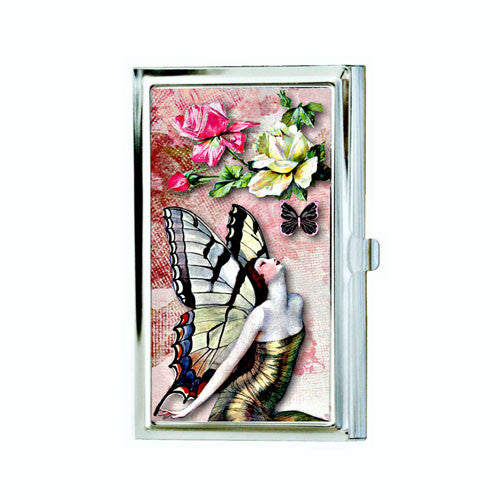 Fairy Woman Fig.2 Business Card Case