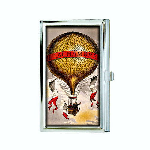 Hot Air Balloon Business Card Case
