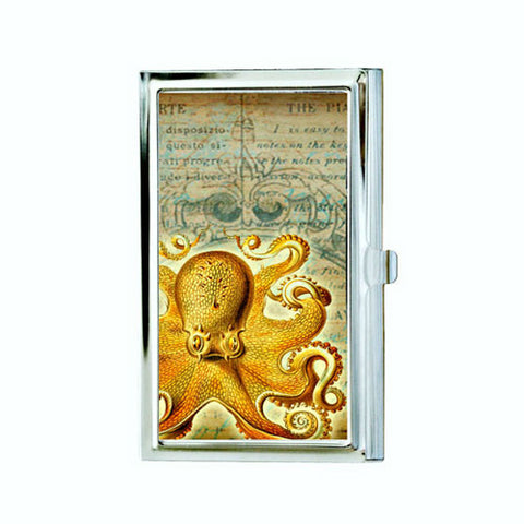 Octopus Fig.2 Business Card Case