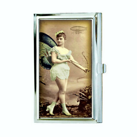 Cupid Fairy Business Card Case