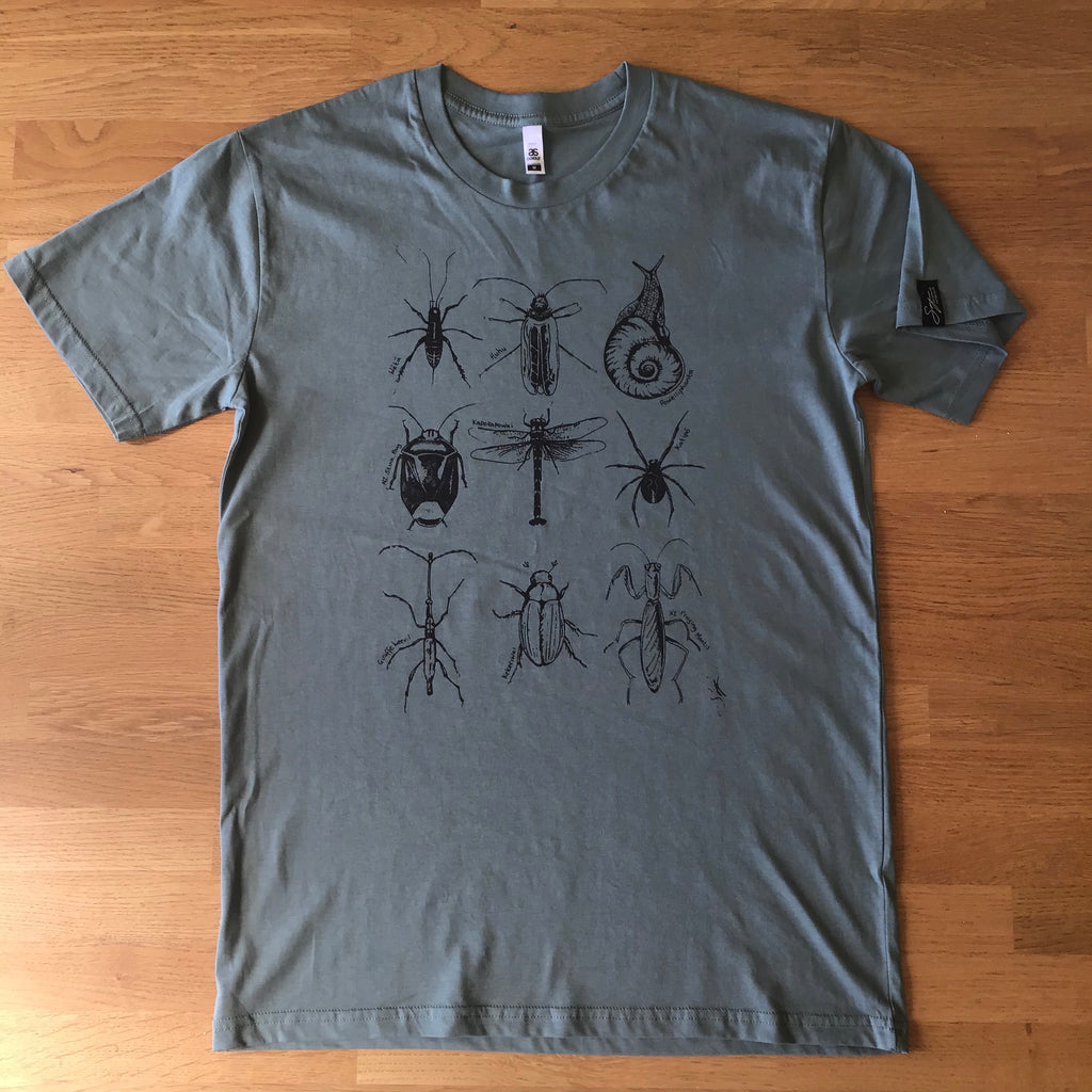 Men's NZ Native Bugs Tee
