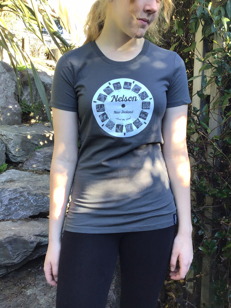 Ladies Nelson Viewfinder Tee