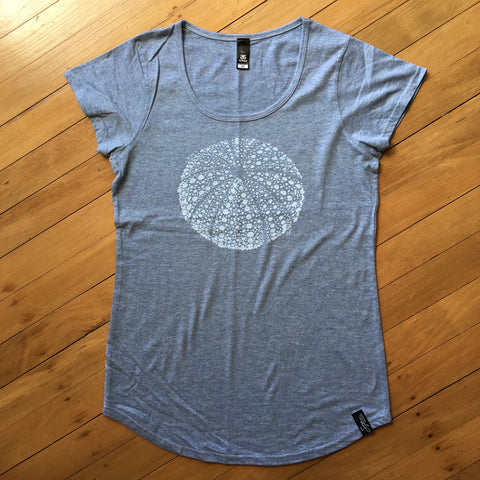 Ladies Blue Kina Tee