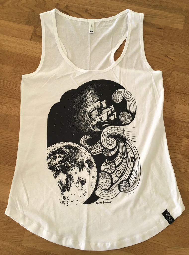Ladies Modern Endeavour Singlet