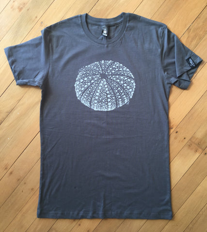 Mens Grey Kina T-shirt