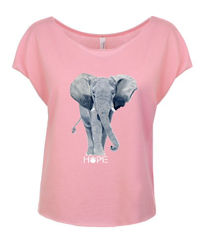 Limited Edition Jayne's Elephant Short Sleeve