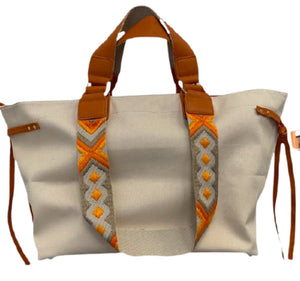Canvas Cinched Tote (More Colors)