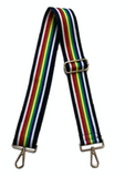 "2"" Adjustable Rainbow Color Straps-ASSORTED"