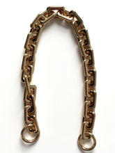 "Load image into Gallery viewer, 22"" Chunky Gold Chain Strap"