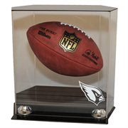 Arizona Cardinals Display Cases