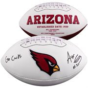 More Arizona Cardinals Autographs