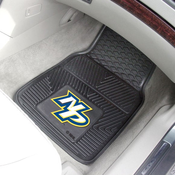 Nashville Predators Vinyl Car Mat Set
