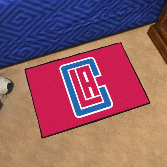 Los Angeles Clippers Starter Mat (Style 1)