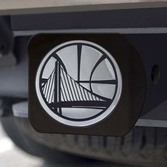 Golden State Warriors Hitch Cover (Style 1)