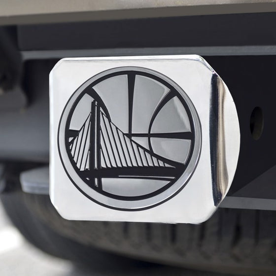 Golden State Warriors Hitch Cover (Style 2)