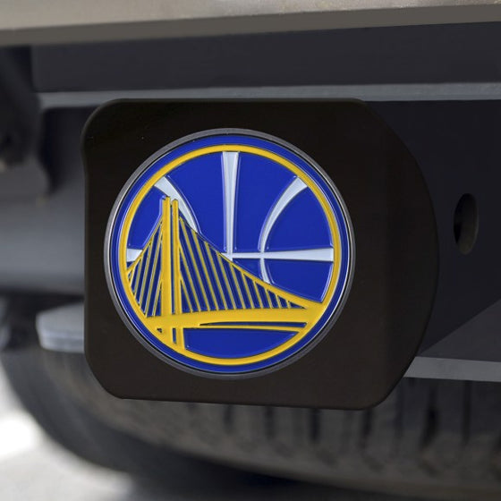 Golden State Warriors Hitch Cover (Style 3)