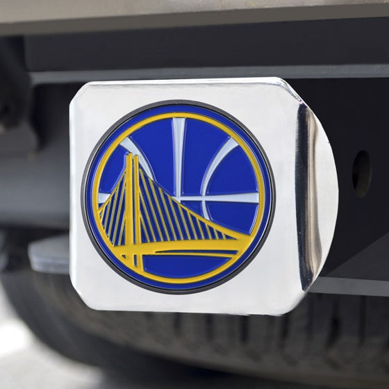 Golden State Warriors Hitch Cover (Style 4)