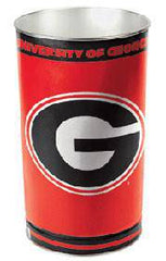 "Georgia Bulldogs 15"" Waste Basket (CDG)"