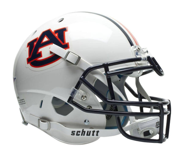 Auburn Tigers Schutt Authentic XP Full Size Helmet (CDG)