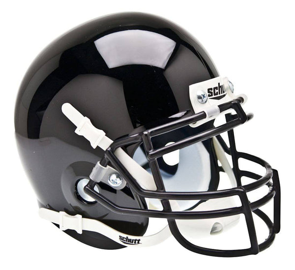 Army Black Knights Schutt Mini Helmet - Black Alternate Helmet #1 (CDG)