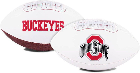 Ohio State Buckeyes Football Full Size Embroidered Signature Series (CDG)