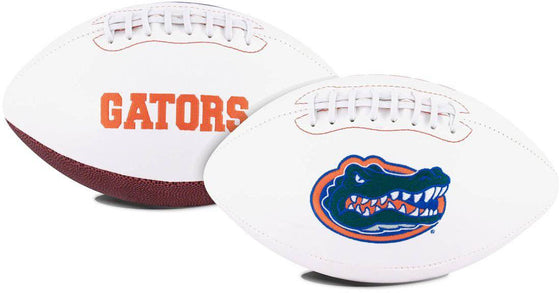 Florida Gators Football Full Size Embroidered Signature Series (CDG)